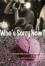 Who's Sorry Now? Poster