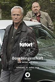 Bombengeschäft Poster