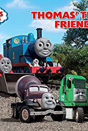 A Visit from Thomas Poster