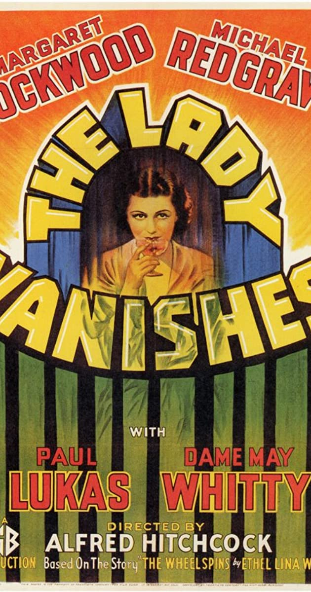 The Lady Vanishes 1938 The Lady Vanishes 1938 User Reviews