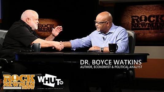 Movie video clip downloads The Rock Newman Show Featuring Boyce Watkins [1280x720p]