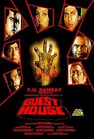 Vijayendra Ghatge, Prem Krishan, Sujit Kumar, Mac Mohan, Padmini Kapila, and Prem Nath in Guest House (1980)
