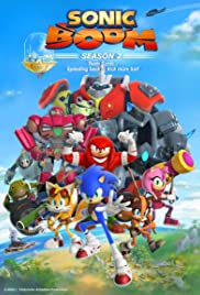 Sonic Boom Poster - TV Show Forum, Cast, Reviews