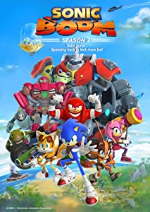 Sonic Boom movie mp4 download