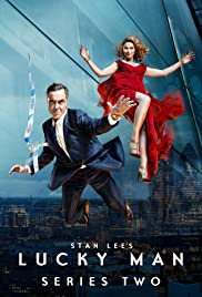 Stan Lee's Lucky Man Poster - TV Show Forum, Cast, Reviews
