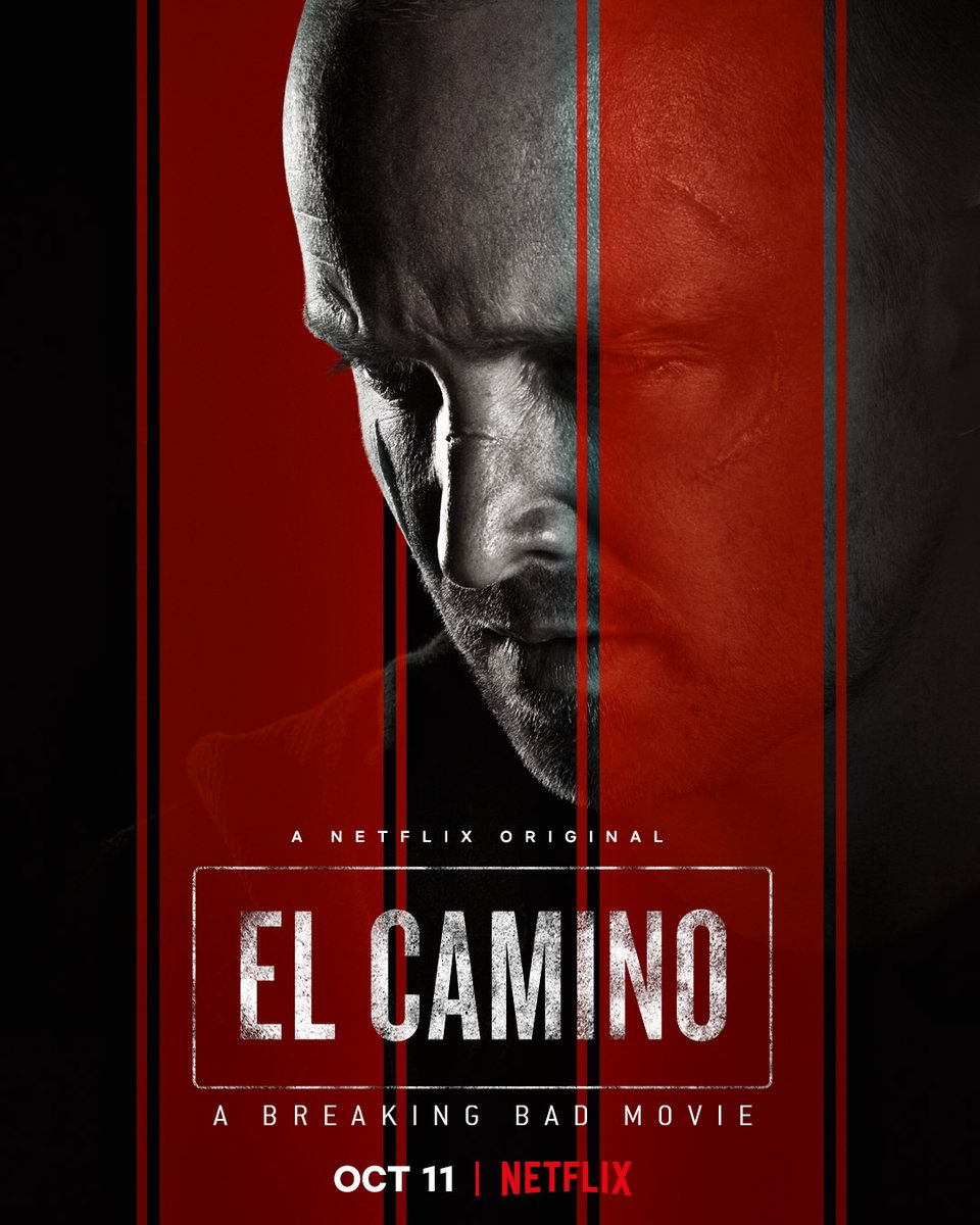 Bręstantis blogis. Filmas (2019) / El Camino: A Breaking Bad Movie