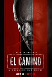 El Camino: Il film di Breaking Bad Poster