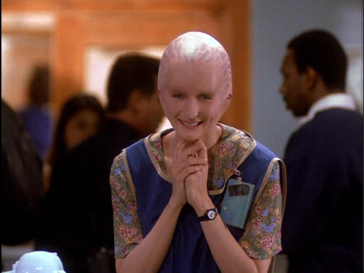 Dana Andersen in Alien Nation: Dark Horizon (1994)