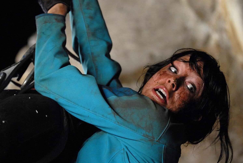 Anna Skellern in The Descent: Part 2 (2009)