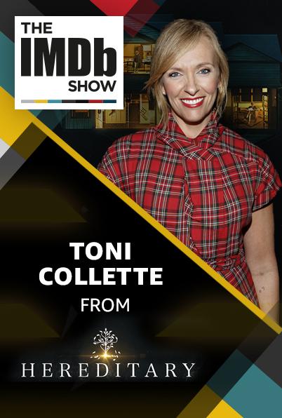 Toni Collette in The IMDb Show (2017)