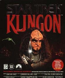 Star Trek: Klingon (1996 Video Game)