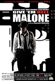 Give 'em Hell Malone Poster