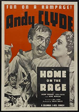 Del Lord Home on the Rage Movie