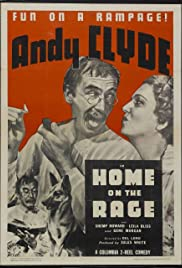 Home on the Rage Poster