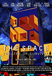 THE SPACE - THEATRE OF SURVIVAL Poster