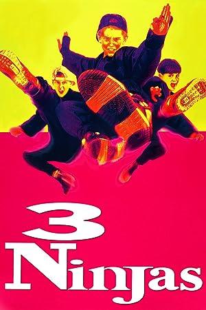 Movie 3 Ninjas (1992)