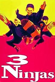 3 Ninjas(1992) Poster - Movie Forum, Cast, Reviews