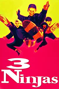 Site to watch full movies 3 Ninjas USA [720pixels]