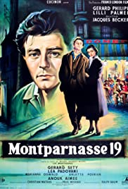 Montparnasse 19(1958) Poster - Movie Forum, Cast, Reviews