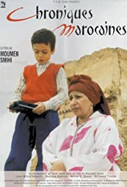 Chroniques marocaines Poster