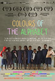 Colours of the Alphabet Poster