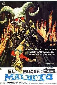 El buque maldito Poster - Movie Forum, Cast, Reviews