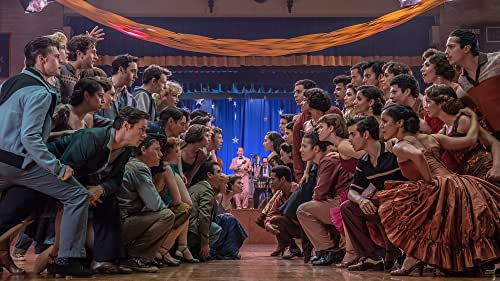 'West Side Story' tells the classic tale of fierce rivalries and young love in 1957 New York City.