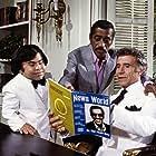 Ricardo Montalban, Sammy Davis Jr., and Hervé Villechaize in Fantasy Island (1977)