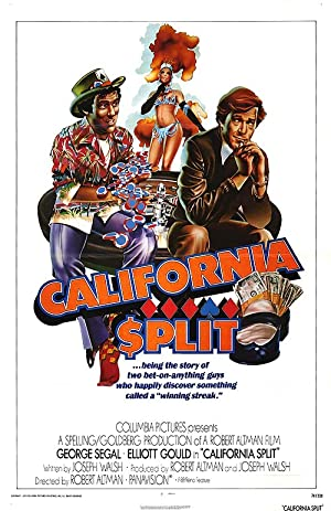 Where to stream California Split