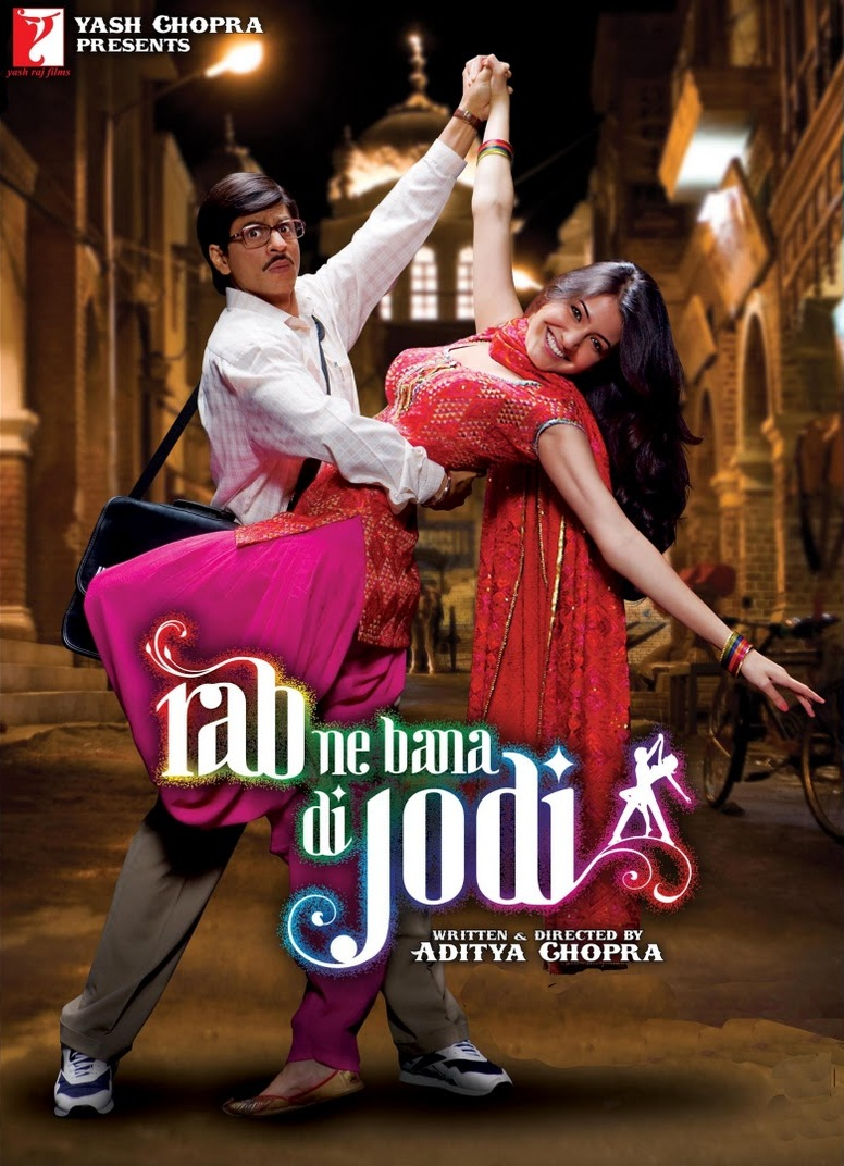 Rab Ne Bana Di Jodi (2008) Hindi Blu-Ray – 480P | 720P – x264 – 600MB | 1.3GB – Download
