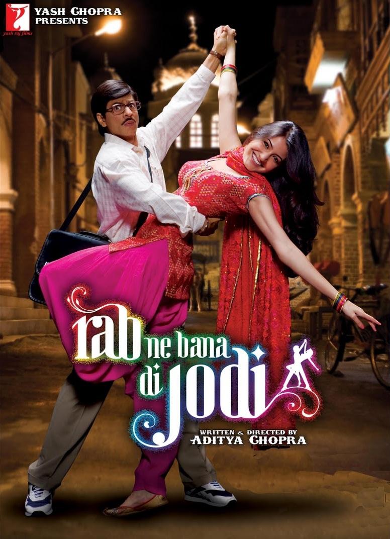 Rab Ne Bana Di Jodi (2008) Hindi Blu-Ray – 480P   720P – x264 – 600MB   1.3GB – Download