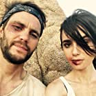 Taylor Kitsch and Lily Collins in The Dig (2017)