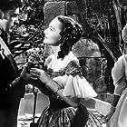 Richard Burton, Olivia de Havilland, and Audrey Dalton in My Cousin Rachel (1952)
