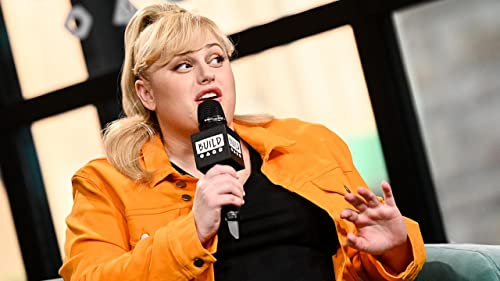 BUILD: Rebel Wilson Believes Romantic Leads Come In All Shapes And Sizes