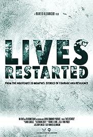 Lives Restarted Poster