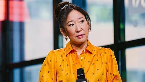 "BUILD: Sandra Oh Speaks on Her Film ""Meditation Park"""
