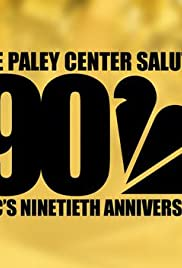 The Paley Center Salutes NBC's 90th Anniversary Poster