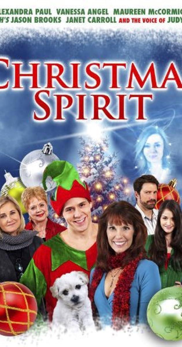 christmas spirit  tv movie 2011