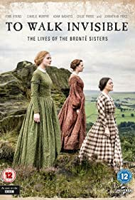 Finn Atkins, Charlie Murphy, and Chloe Pirrie in To Walk Invisible: The Brontë Sisters (2016)