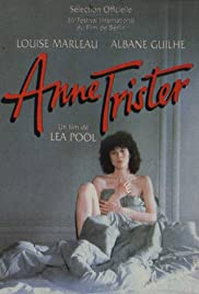 Anne Trister (1986) Poster - Movie Forum, Cast, Reviews