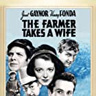Henry Fonda, Charles Bickford, Andy Devine, Janet Gaynor, Slim Summerville, and Jane Withers in The Farmer Takes a Wife (1935)