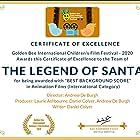 The Legend of Santa (2021)