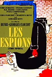 Les espions (1957) Poster - Movie Forum, Cast, Reviews