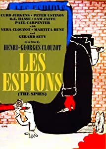Latest movie downloads free hollywood Les espions [720x320]