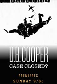 D.B. Cooper: Case Closed? Poster