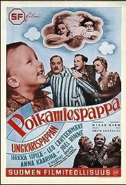 Poikamies-pappa Poster