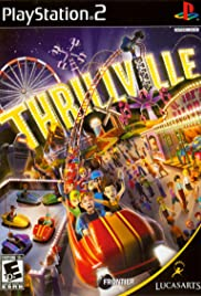 Thrillville Poster
