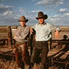 Woody Harrelson and Billy Crudup in The Hi-Lo Country (1998)