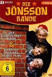 Lilla Jönssonligan på styva linan Poster