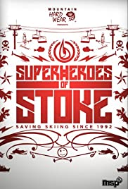 Superheroes of Stoke Poster